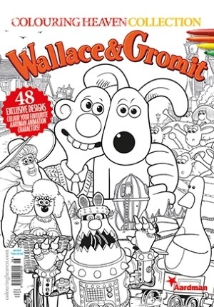Issue 26: Wallace & Gromit