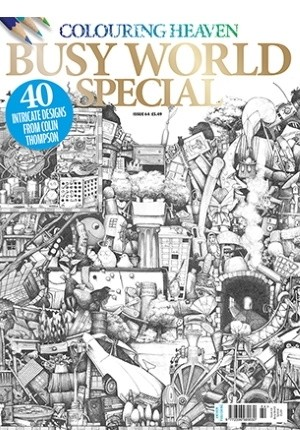 #64 Busy World Special