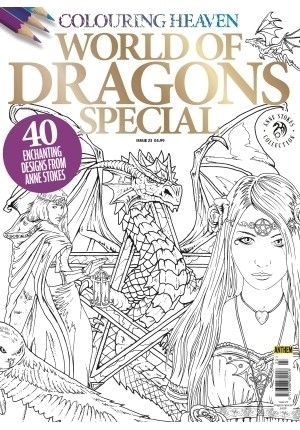Issue 23: World of Dragons Special