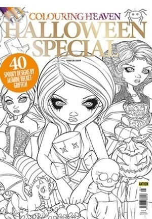Issue 28: Halloween Special