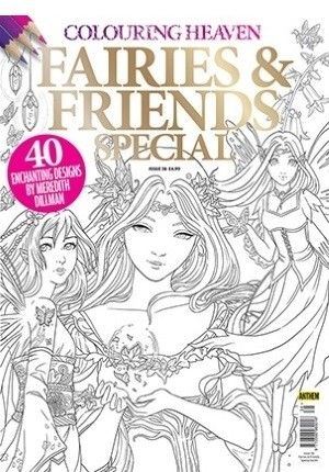 Issue 38: Fairies & Friends Special